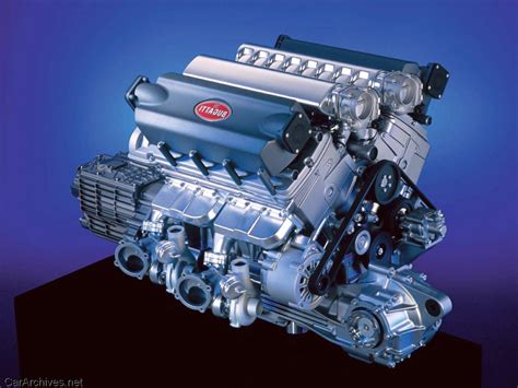 Bugati Engine by Bugatti Engine W V Page Wuilltwm Engine Information