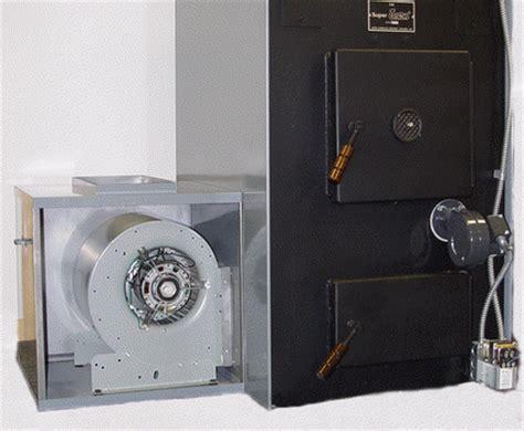 bj90 add on wood furnace blower motor cabinet