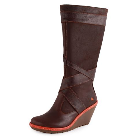 26 luxury brown leather boots womens uk sobatapk