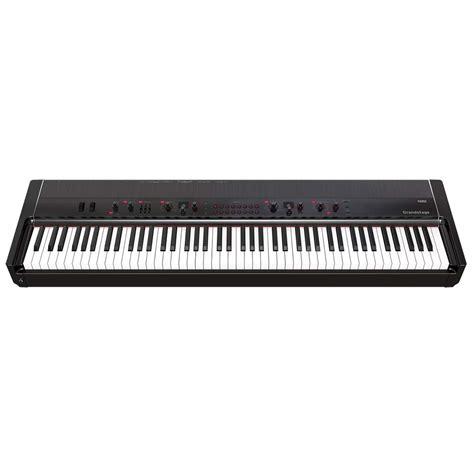 Keyboard Korg 88 by Korg Grandstage Stage Piano 88 Key Awave