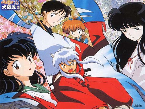 imagenes wallpaper de inuyasha anime