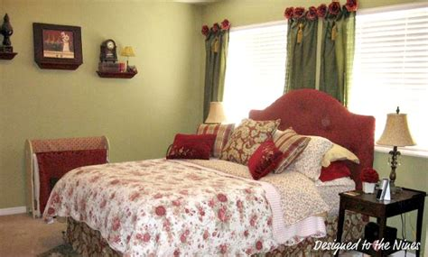 green country bedroom designed to the nines a little less country a little more rock and roll