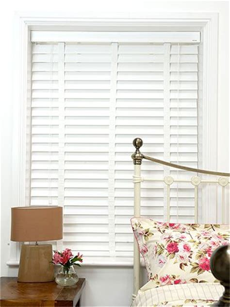 Shutter Blinds For Windows Decor Best 25 White Wooden Blinds Ideas On Pinterest Shutter Within Wide Slat Window Decor Plantation