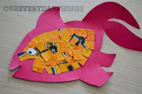 fish craft for new year new year crafts hong bao fish