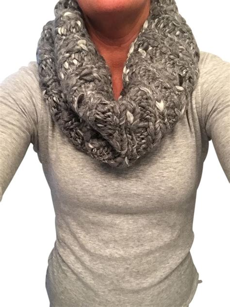 american eagle outfitters light grey scarf wrap tradesy