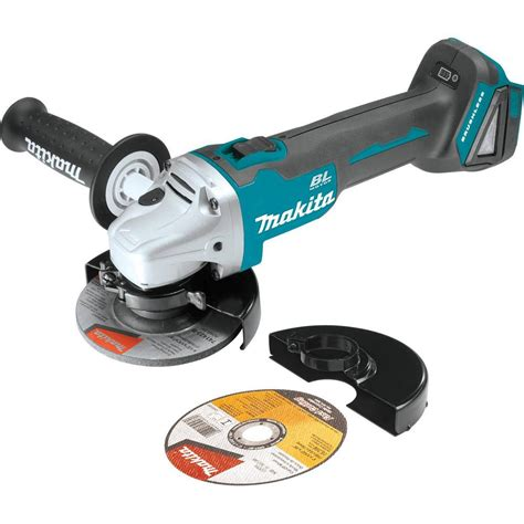 makita 18 volt lxt lithium ion brushless cordless 4 1 2 in