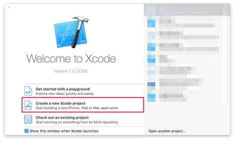 Sle Xcode Iphone Projects | iphoneアプリ開発ツール xcode の基本的な使い方を学ぼう 大宇宙アプリ講座