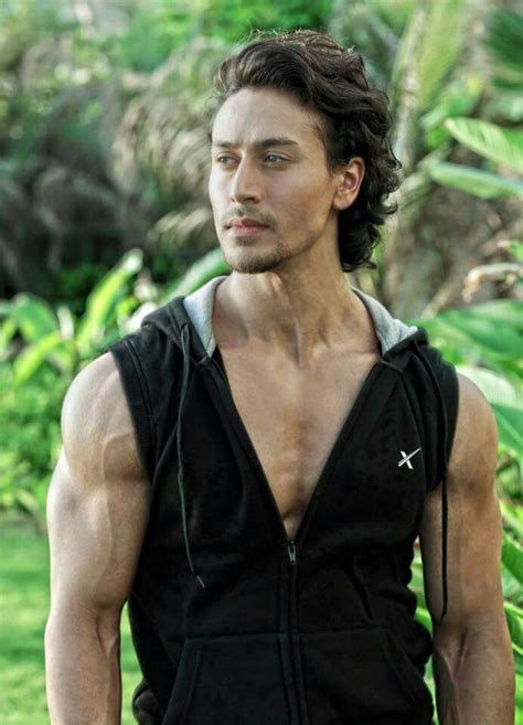 tiger shroff hair style tiger shroff indian actor tiger shroff indian film actor
