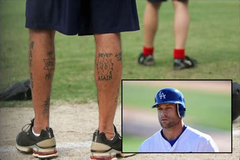adam pally tattoo gabe kapler ex major leaguer with a