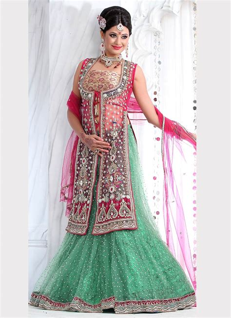 Lehenga Exclusive India 05 indian dress lehenga choli and style 2016 2017 fashion forever