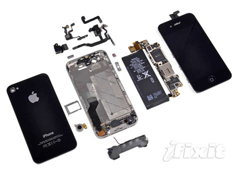 Sparepart Iphone 5 building their own iphones with spare parts