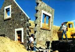 English Stone Cottage House Plans stone masonry construction build your own stone home