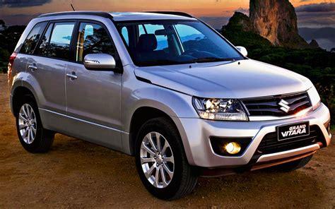 Who Makes Suzuki Grand Vitara Suzuki Grand Vitara 2014 Capacidad Y Buen Precio Lista