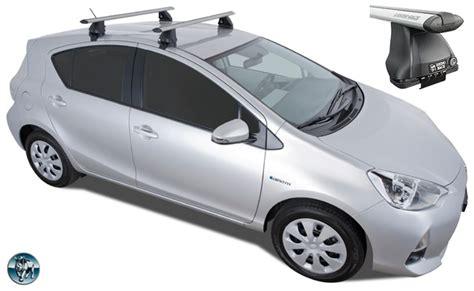Thule Roof Rack Prius by Toyota Prius Roof Rack Sydney