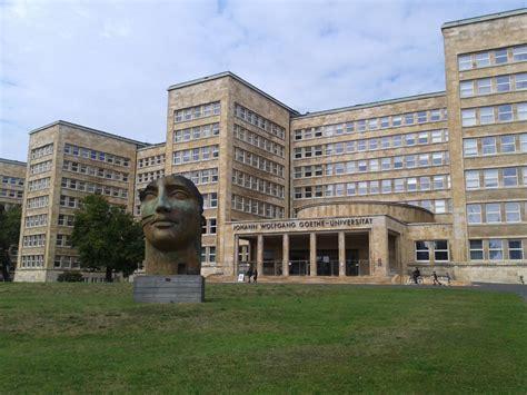 Goethe Uni Frankfurt Bewerbung Psychologie Literacy Management Zertifikatsverleihung Des