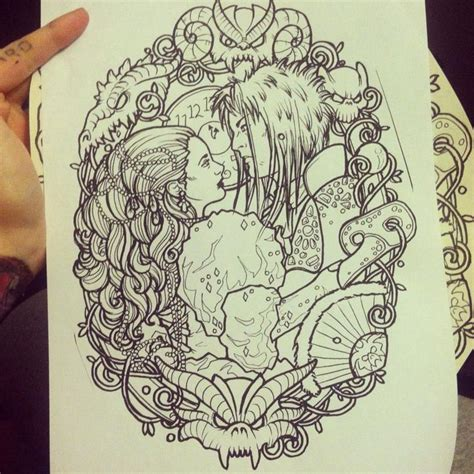 labyrinth tattoos 25 best ideas about labyrinth on owl