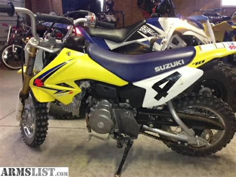 Suzuki 70 Dirt Bike Armslist For Trade Suzuki Drz 70 Dirt Bike Like New