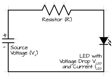 resistor current voltage calculator what would i need to power 5 leds hobby electronics linus tech tips