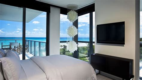 2 bedroom suites south beach miami suite of the week the stylish e wow suite at the w south