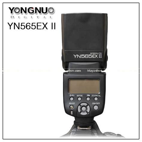 Flash Yongnuo 565ex flash yongnuo yn 565ex ii for canon