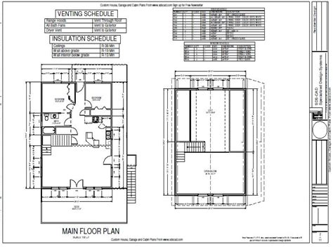 cabin floor plans free free cabin plans with blueprints cabin floor plans free