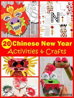 krokotak new year template for new year printable puppet http