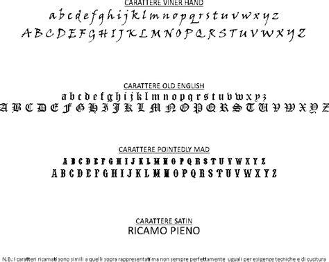caratteri diversi caratteri custom style leather straps