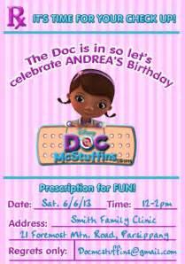 doc mcstuffins invitation template doc mcstuffins invitation doc mcstuffins birthday