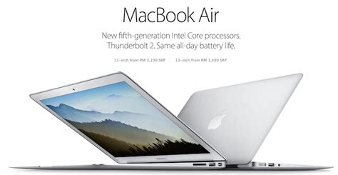 Laptop Apple Second Malaysia apple increases the price of its macbook air and macbook