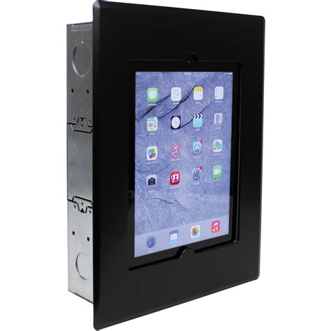 Tablet Wall Mount Diy by Fsr Flush Mount With Back Box And Cover For Ipad We