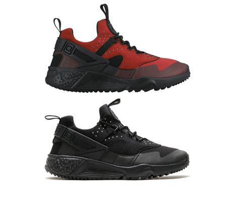 Original Bnib Nike Air Huarache Blackgym nike air huarache utility available now the drop date