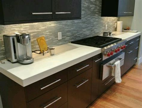 Best Concrete Mix For Countertops by 1000 Images About Concrete Countertop On