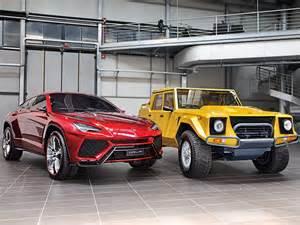 Lamborghini Lma002 Lamborghini Urus Suv Coming In 2018 Dubicars News