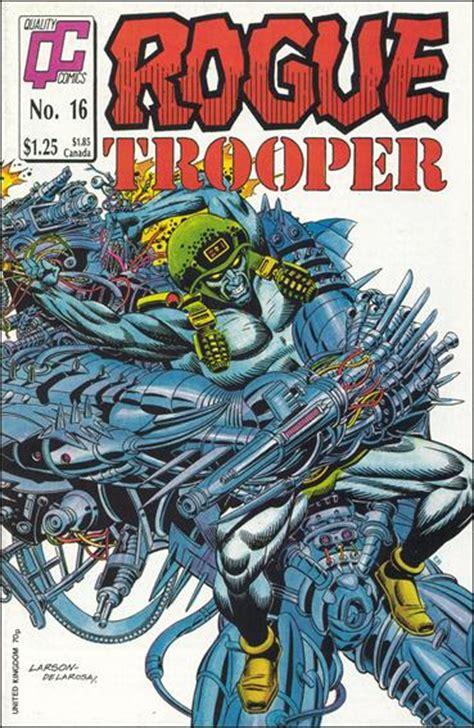 Rogue Trooper Tpb 1984 1988 rogue trooper 16 a mar 1988 comic book by quality comics
