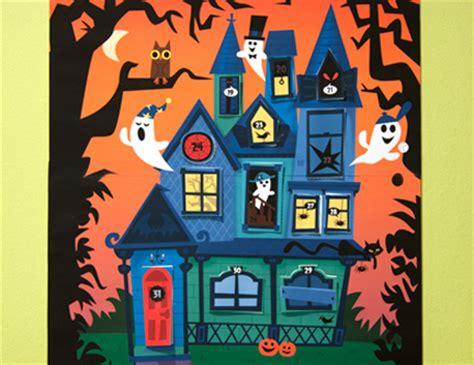 Printable Halloween Advent Calendar | free countdown to halloween printable 24 7 moms