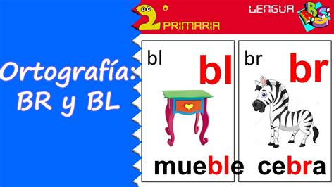 imagenes de palabras homografas lengua 2 186 primaria tema 12 ortograf 237 a br y bl youtube