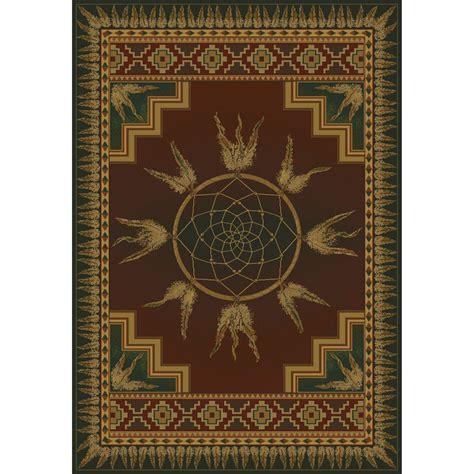united weavers rugs united weavers 174 genesis catcher rug 1 10 quot x3 128608 rugs at sportsman s guide
