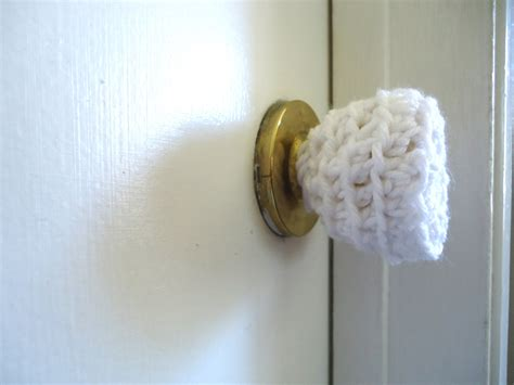 Baby Safety Door Knob Covers by 5 Crochet Door Knob Cover Child Safety Cover By