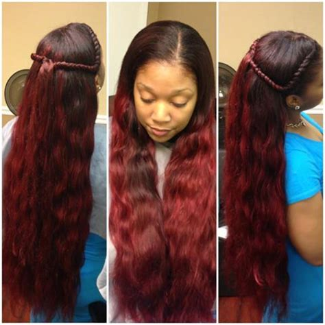 sew ins with color versatile sew ins versatile sew in american