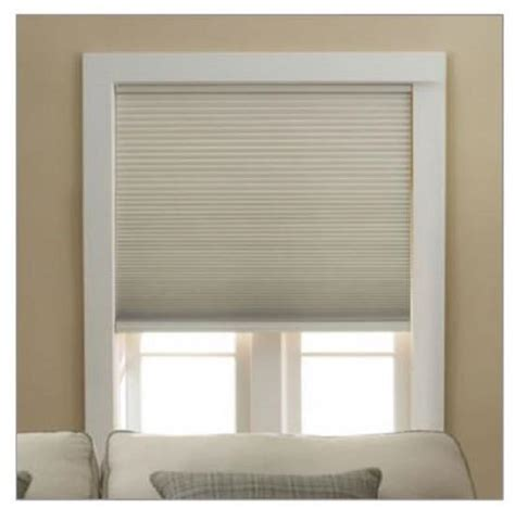 double window treatments new jcpenney home cordless double cellular shade window
