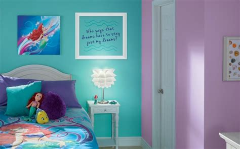 the mermaid bedroom makeover faithfully free