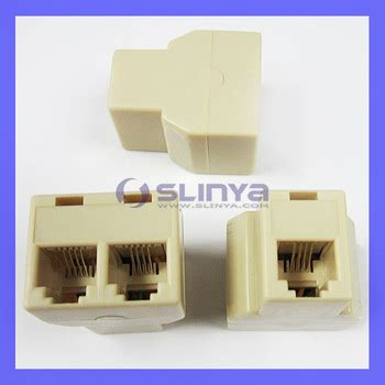Connector Usb To Rj 11 rj11 to usb adapter 4p4c splitter buy rj11 to usb