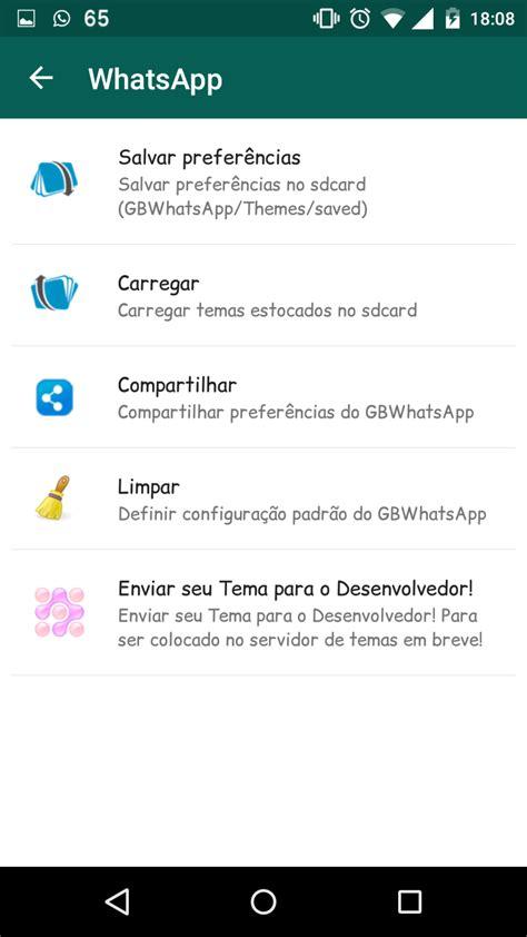 whatsapp tutorial wap brasil exclusivo mega pack de temas para gbwhatsapp tutorial