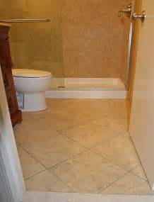 Small Bathroom Tile Floor Ideas Bathroom Designs Small Home Design Scrappy