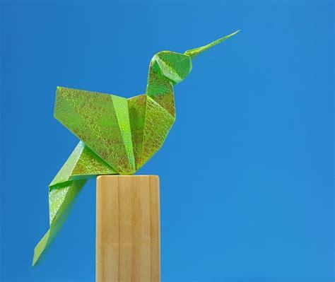 Gilad Origami - origami hummingbirds gilad s origami page