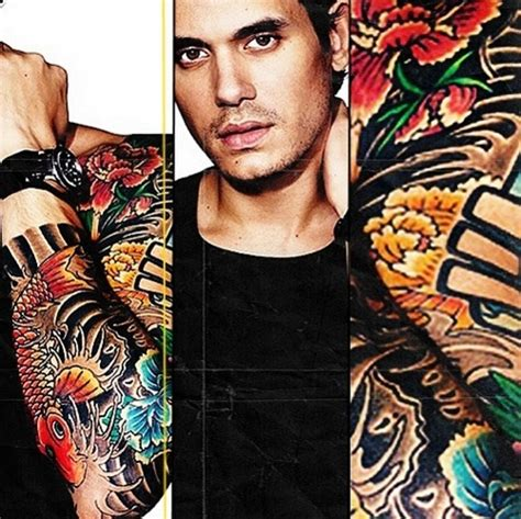 john mayer tattoo sleeve 25 best ideas about mayer on