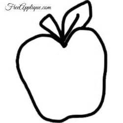 fruit templates fruit patterns shapes for applique quilting clip