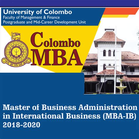 Mba In Business Administration Subjects by Faculty Of Management Finance