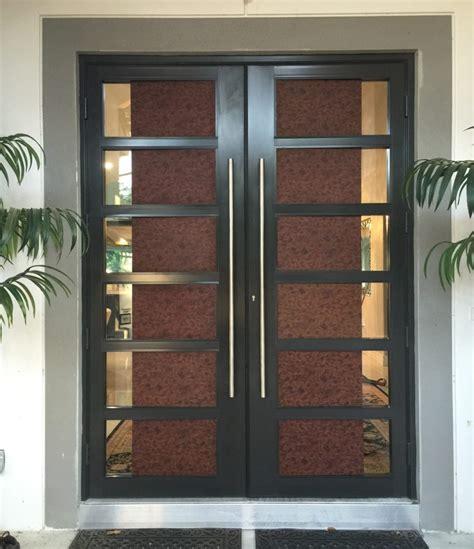 Exterior Doors Ta Impact Glass Entry Doors Hurricane Impact Glass Doors For Ta Florida Hurricane Protection