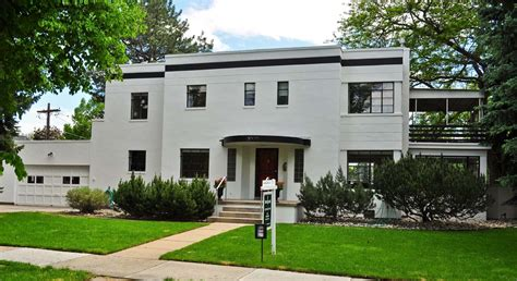 denver s single family homes by decade 1940s